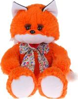 Купить Sima-land Мягкая игрушка Лисичка с бантом 40 см, Мягкие игрушки