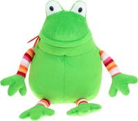 Купить Sima-land Мягкая игрушка Лягушка Мажор 35 см, Мягкие игрушки