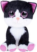 Купить Sima-land Мягкая игрушка Котик Глазастик 22 см, Мягкие игрушки