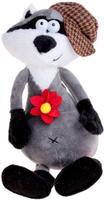 Купить MaxiToys Мягкая игрушка Енот & Romashka 25 см, Maxi Toys, Мягкие игрушки