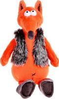 Купить MaxiToys Мягкая игрушка Хитрый Лис & Valeki 26 см, Maxi Toys, Мягкие игрушки