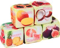Купить Sima-land Антистрессовая игрушка Кубики Фрукты 5 шт, Развлекательные игрушки