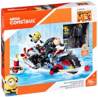Купить Mega Bloks Гадкий Я Конструктор Водный мотоцикл Грю, Mega Bloks/Mega Construx