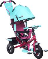 Купить Micio Велосипед детский трехколесный Сity Advance 2017 цвет бирюзовый, Велосипеды-каталки