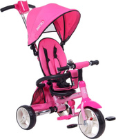 Купить Micio Велосипед детский трехколесный Micio Compact 2017 цвет малиновый, Велосипеды-каталки