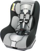 Купить Nania Автокресло Driver FST от 0 до 18 кг цвет черный серый, Team Tex