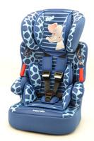 Купить Nania Автокресло Beline SP Elephant от 9 до 36 кг