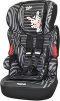 Купить Nania Автокресло Beline SP от 9 до 36 кг цвет zebre, Team Tex