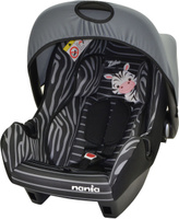 Купить Nania Автокресло Beone SP Zebra от 0 до 13 кг
