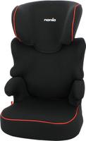 Купить Nania Автокресло Befix SP Eco от 15 до 36 кг цвет черный красный, Team Tex