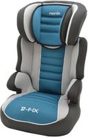 Купить Nania Автокресло Befix SP LX от 15 до 36 кг цвет голубой серый, Team Tex
