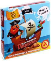 Купить Лас Играс Обучающая игра Приключения пиратов