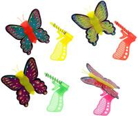 Купить Sima-land Пистолет-стрелялка Бабочка, Развлекательные игрушки