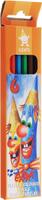 Купить Koh-i-Noor Набор цветных карандашей 6 шт, Карандаши