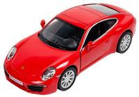 Купить Pitstop Модель автомобиля Porsche 911 Carrera S цвет красный, UNI-FORTUNE TOYS IND