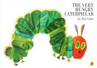 Купить The Very Hungry Caterpillar, Зарубежная литература для детей
