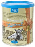 Купить MD Мил SP Козочка 2 молочная смесь, с 6 до 12 месяцев, 400 г, MD мил, Заменители материнского молока и сухие смеси