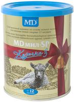 Купить MD Мил SP Козочка 3 молочная смесь, с 12 месяцев, 400 г, MD мил, Заменители материнского молока и сухие смеси