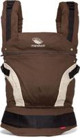 Купить Manduca Слинг-рюкзак First Brown цвет коричневый, Рюкзаки, слинги, кенгуру