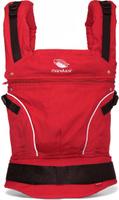 Купить Manduca Слинг-рюкзак PureCotton цвет красный, Рюкзаки, слинги, кенгуру