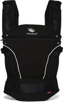 Купить Manduca Слинг-рюкзак PureCotton цвет черный, Рюкзаки, слинги, кенгуру