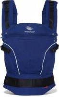 Купить Manduca Слинг-рюкзак PureCotton цвет синий, Рюкзаки, слинги, кенгуру