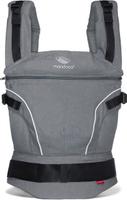 Купить Manduca Слинг-рюкзак PureCotton цвет серый, Рюкзаки, слинги, кенгуру