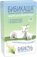 Купить Бибикаша каша рисовая на козьем молоке, с 4 месяцев, 200 г, Детское питание
