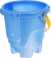 Купить Нордпласт Ведро Крепость цвет голубой, Игрушки для песочницы