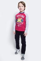 Купить Джинсы для мальчика PlayToday, цвет: темно-синий. 171060. Размер 104, 4 года, Одежда для мальчиков