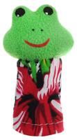 Купить Кукла пальчиковая Лягушка , Наивный мир, Кукольный театр