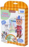 Купить АНА Набор для изготовления игрушек Кот в сапогах, Игрушки своими руками