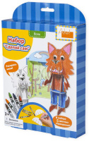 Купить АНА Набор для изготовления игрушек Волк, Игрушки своими руками