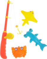 Купить Junfa Toys Игровой набор Рыбалка, Спортивные игры