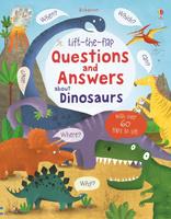 Купить Lift-the-flap Questions and Answers about Dinosaurs, Доисторическая жизнь. Динозавры