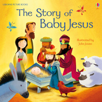 Купить The Story of Baby Jesus, Зарубежная литература для детей