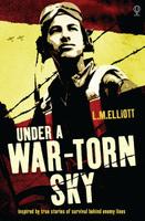 Купить Under a War-Torn Sky, Зарубежная литература для детей