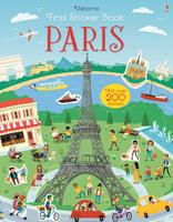 Купить First Sticker Book Paris, Книжки с наклейками