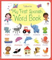 Купить My First Spanish Word Book, Испанский язык