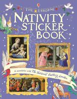 Купить Nativity Sticker Book, Книжки с наклейками