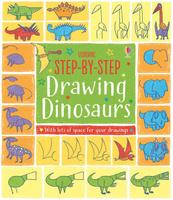 Купить Step-by-Step Drawing Dinosaurs, Рисование