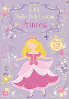 Купить Little Sticker Dolly Dressing Princess, Книжки с наклейками