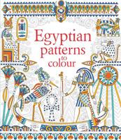 Купить Egyptian Patterns to Colour, Раскраски на любой вкус