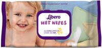 Купить Libero Влажные салфетки Wet Wipes сменный блок 64 шт