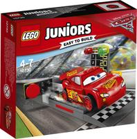 Купить LEGO Juniors Конструктор Устройство для запуска Молнии МакКуина 10730, Конструкторы