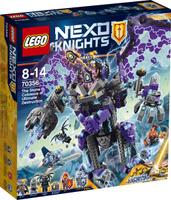Купить LEGO NEXO KNIGHTS Конструктор Каменный великан-разрушитель 70356, Конструкторы