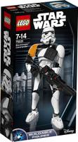 Купить LEGO Star Wars Фигурка-конструктор Командир Штурмовиков 75531, Конструкторы