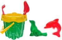 Купить Hemar Набор для песочницы 6 предметов П-0154, Игрушки для песочницы
