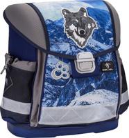 Купить Belmil Ранец школьный для мальчика Classy Wolf Lumo, Ранцы и рюкзаки