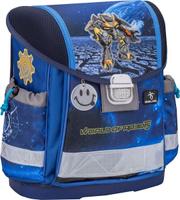 Купить Belmil Ранец школьный для мальчика Classy Worls Of Robots, Ранцы и рюкзаки